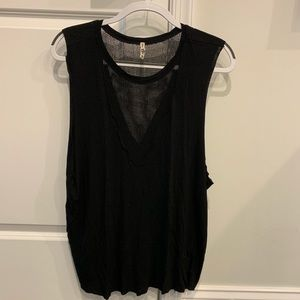 LF MESH COVER UP/TANK
